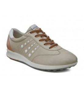 New ECCO Women's Street EVO One Golf Shoes OYESTER / LION EU 36 37 38 $200