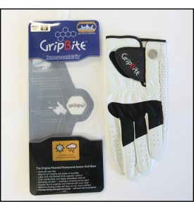 Mens Golf Glove #1 GripBite All Weather Gloves Small (23) 3 Pairs $45