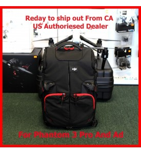 DJI Phantom 3 Backpack Manfrotto Carrying Case Reday to ship out CA