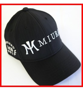2015 Miura Golf Cap Authentic MB 001 Forged Miura Logo Hat S/M or L/XL or XXL