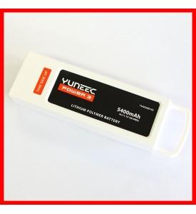 Yuneec Q500 Q500+ Typhoon Battery 5400mAh 3-Cell  3S 11.1V LiPo Lithium Polymer