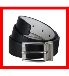 New Nike Golf Classic Reversible Belt Leather White / Black 32 34 36 38 40 $60