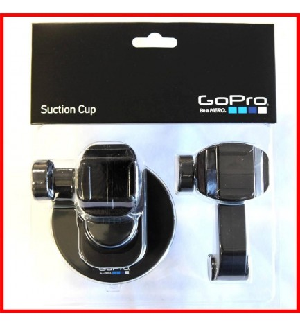 new GoPro Suction Cup Brand New 100% Authentic Hero4 AUCMT-302 $40