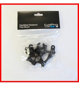GoPro Handlebar Seatpost Pole Mount Brand New 100% Autentic GRH30 $19.95