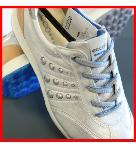 New ECCO Women's Street EVO One Golf Shoes WHITE/DYNASTY EU 36 37 38 $200