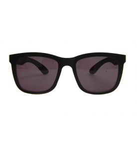 A_holic Mirror Lens Sunglasses - AS21 5C  Black M 02 (Red Mirror)