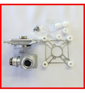 DJI Phantom 2 Vision+ Plus V3.0 Camera unit with 3 axis Brushless Gimbal